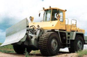 Запчасти на автобульдозер специальный карьерный МоАЗ-40489 (40486)