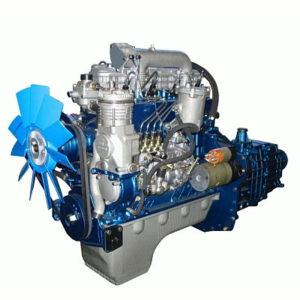 Двигатель Д-240, двигатель Д-245, двигатель Д-260