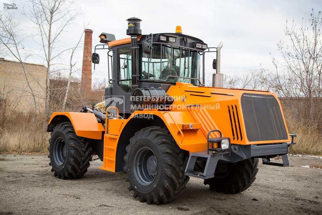 Трактор «Станислав-705»
